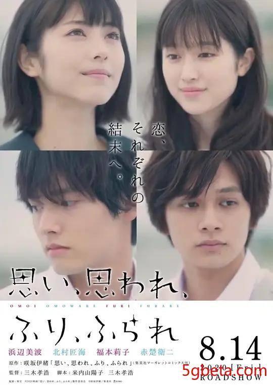 日本爱情电影《恋途未卜》百度网盘BT磁力下载