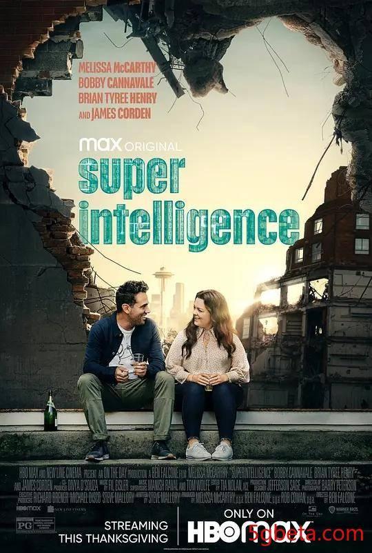 美国喜剧动作电影《超级智能》百度网盘BT下载