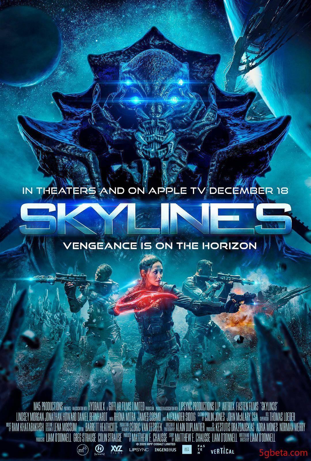 2020年科幻动作《天际浩劫3》BD中英双字幕BT下载